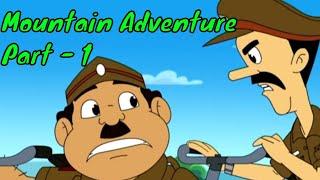 Chimpoo Simpoo - Mountain Adventure Part - 1 - Popular Kids Hindi Cartoon - Epi - 47