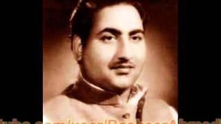 Duniya 1949 : Is Wade Ka Matlab Kya Samjhoon : Mohammad Rafi - Md C Ramchandra