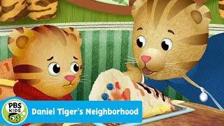 DANIEL TIGER'S NEIGHBORHOOD   The Smushed Cake   PBS KIDS