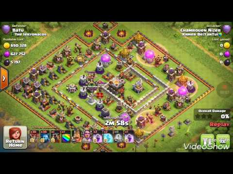 Xxx Mp4 9 Witch 20 Bowlers And Nice Q K QW Walk Destroy Th 11 Just 2 Minutes For 3 Star Impossible Coc 3gp Sex