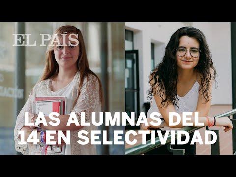 Xxx Mp4 SELECTIVIDAD Las Dos Estudiantes Que Han Obtenido Un 14 De 14 España 3gp Sex