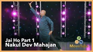 Learn Part 1 Of Jai Ho, A Bollywood Dance With Nakul Dev Mahajan!