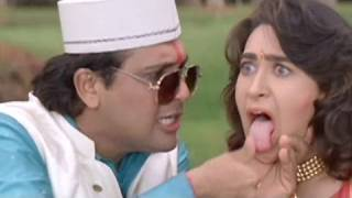 Raja Babu - Full Movie in 15 Mins | Govinda, Karisma Kapoor | Bollywood Hit Film