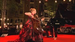 Fauré: Élégie - Harriet Krijgh - Prinsengrachtconcert 2015