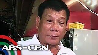 TV Patrol: Duterte, hinamon ng debate ang mga obispo