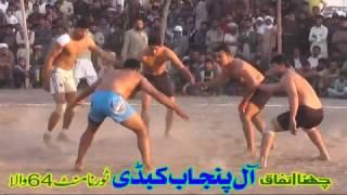 final kabaddi match 64 jb faisalabad irfan mana jutt vs heera butt 2017