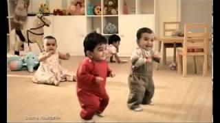 Kit Kat Dancing Kids TV Commercial - YouTube