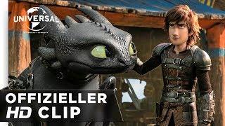 Drachenzähmen leicht gemacht 3: Die geheime Welt – Jetzt im Kino!