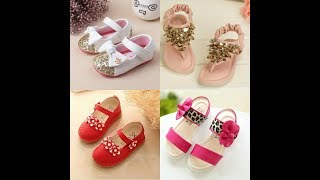 Fancy New Baby Girl Shoes/Sandals/Slippers Collection/Infant Girls footwear Available Online.,.
