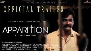 "Malayalam Short Film ""APPARITION"" Official Trailer"