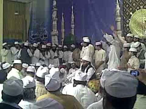 Mehfil Gujranwala Hazoor Khwaja Naveed Hussain Sb 03 october 3