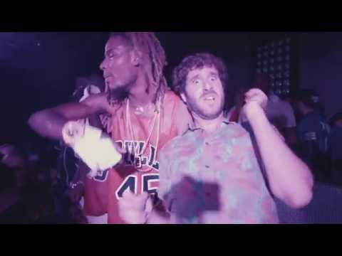 Lil Dicky ave Dat Money feat. Fetty Wap and Rich Homie Quan Official Music Video