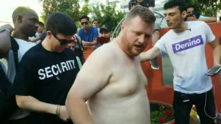 The Bullying of Burger Planet