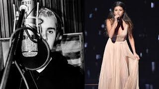 OMG! Justin Bieber Tries to Win Selena Back By Singing in SPANISH?!