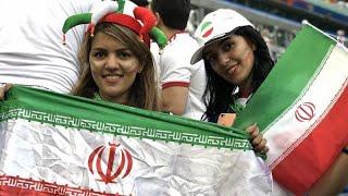 شادی و غم هواداران ایرانی و مراکشی؛ لحظاتی پس از پایان مسابقه…