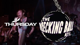 THURSDAY [FULL REUNION SET] LIVE @ Wrecking Ball ATL (Aftershow)