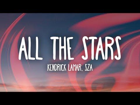 Xxx Mp4 Kendrick Lamar SZA All The Stars Lyrics 3gp Sex