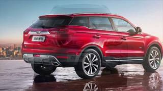 Proton SUV to be based on Geely Boyue