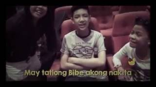 Tatlong Bibe:  DARREN ESPANTO LYCA GAIRANOD AND ELHA MAE NYMPHA