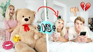 TYPES OF COUPLES ON VALENTINES DAY! | Aspyn Ovard
