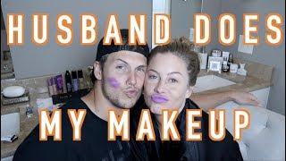 My Husband Does My Make Up... | Shawn Johnson
