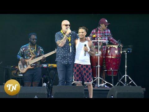 Ronnie Flex, Deuxperience & BLØF – Omarm Me (Live @ Concert At Sea)