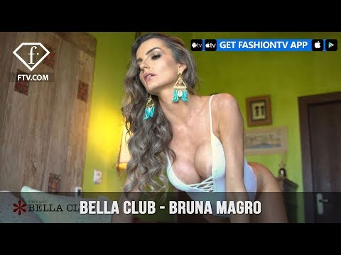 Xxx Mp4 Bruna Magro Bella Club Photography Struts Her Stuff In Jawdropping Photoshoot FashionTV FTV 3gp Sex