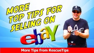 5 More of the Best Tips and Tricks for ebay Sellers - More Secret Selling Tips Revealed