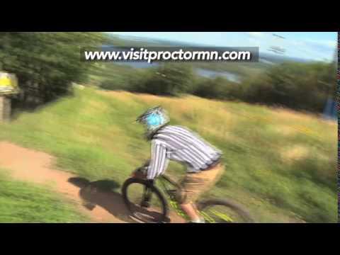 Proctor Minnesota: Hike and Bike