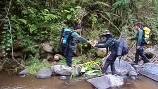 Racana Brawijaya | DIKSARPRAM 31 | Susur Sungai