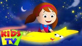 Kids TV Nursery Rhymes  Twinkle Twinkle Little Star Nursery Rhyme For Children  kids tv S02 EP042