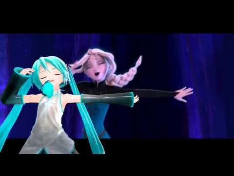 Mmd Frozen Let It Go Work In Progress 3 Youtube - Www imagez co