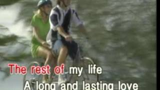 A Long And Lasting Love - Video Karaoke (Dynasty)