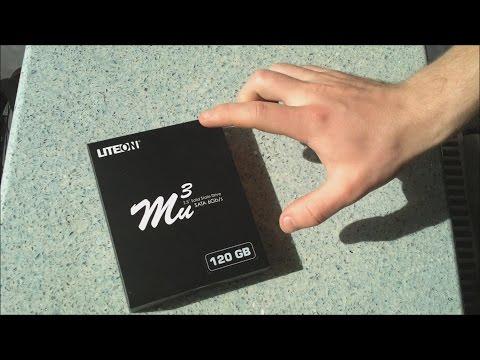LiteOn Mu3 120 GB SSD