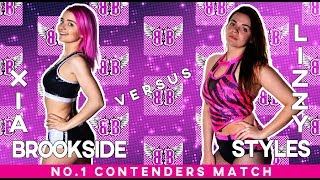 Xia Brookside V Lizzy Styles | No.1 Contenders Match #BWEHalifax