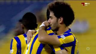 دوري نجوم QNB: الموسم 18 - 19 - اهداف المباراة : الغرافة 3 - 0 العربي