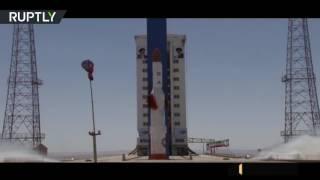 Iran 'successfully tests' Simorgh space rocket
