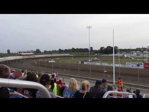 6-22-13 Heat 1 Part 2 34 Raceway
