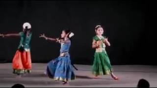Azhagu dance Performance - Folklarama 2015