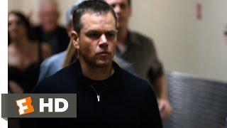 Jason Bourne - Assassination Attempt Scene (7/10) | Movieclips