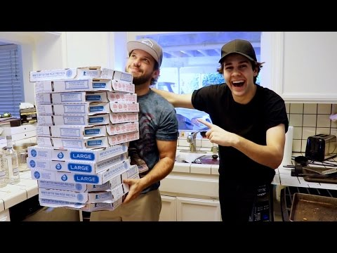 HOW TO GET 13 PIZZAS FOR FREE