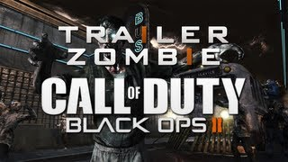 Analyse Trailer Zombie Black Ops 2 en Face commentary