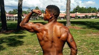 Heavyweight Back & Biceps Workout (Calisthenics)