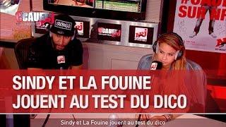 Sindy et La Fouine jouent au test du dico - C'Cauet sur NRJ