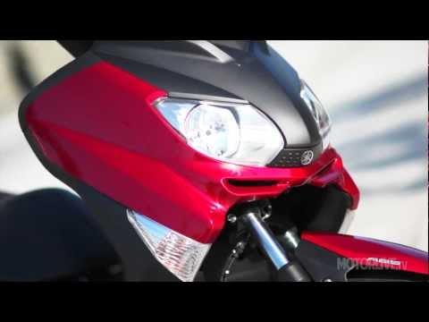 Essai Yamaha Xmax 125