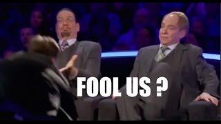 Scott and Puck - Fool Us Season 2 ep. 11