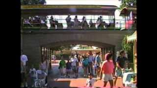 My 1990 Disneyland Trip - Part 1
