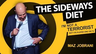 """The Sideways Diet"" | Maz Jobrani - I"