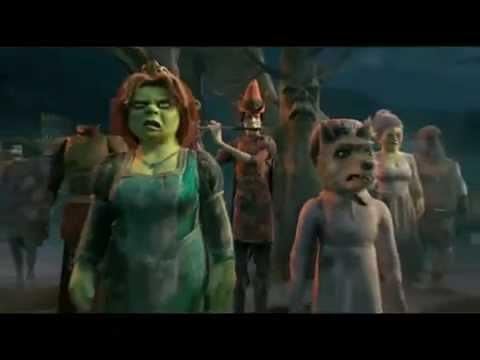 Shrek especial Halloween