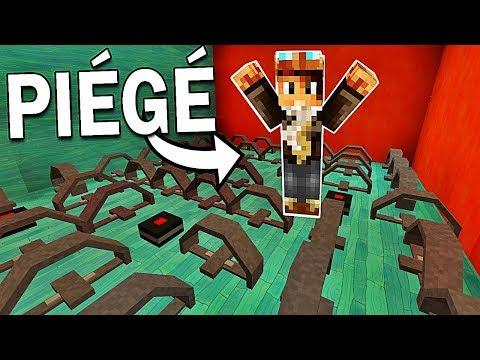 C'EST IMPOSSIBLE D'ÉCHAPPER AUX PIÈGES ! | Hello Neighbor Minecraft